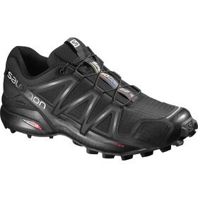 Salomon Speedcross 4 Chaussures Homme, black/black/black metallic